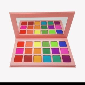 Neon Shades eyeshadow palette